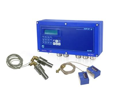 Измерение и учет расхода жидкостей (ультразвуковой метод)